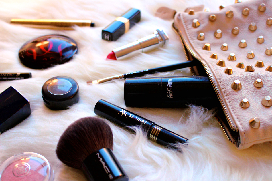 In my makeup bag - Pic 1