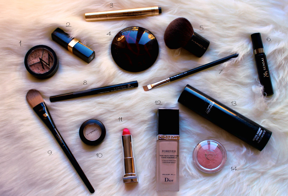 In my makeup bag - Pic 2