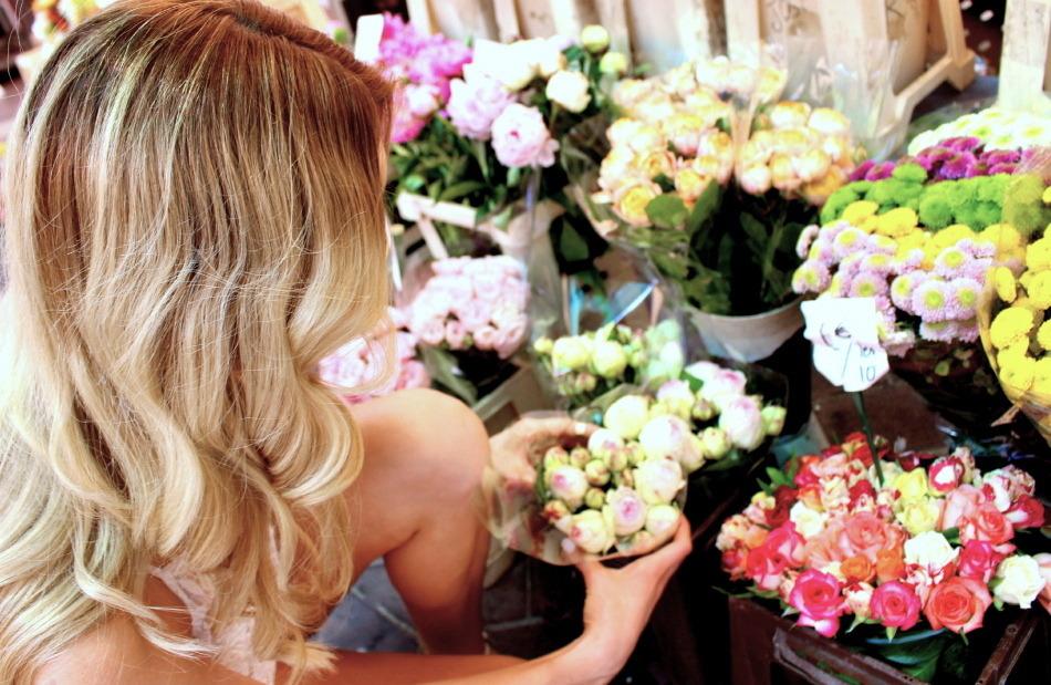 Marché aux fleurs - Pic 1, smaller