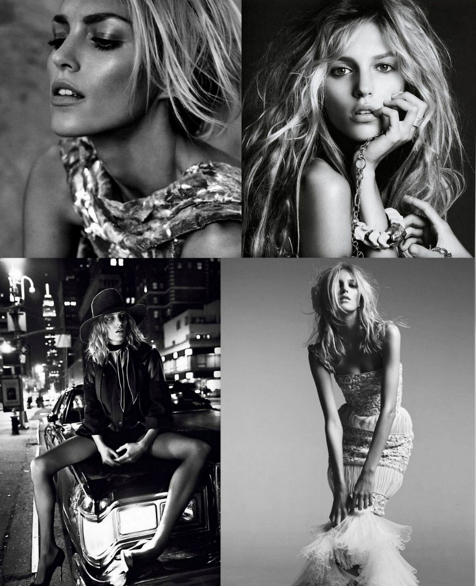 Woman crush of the day - B&W