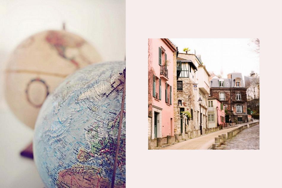 Wanderlust - Collage 1