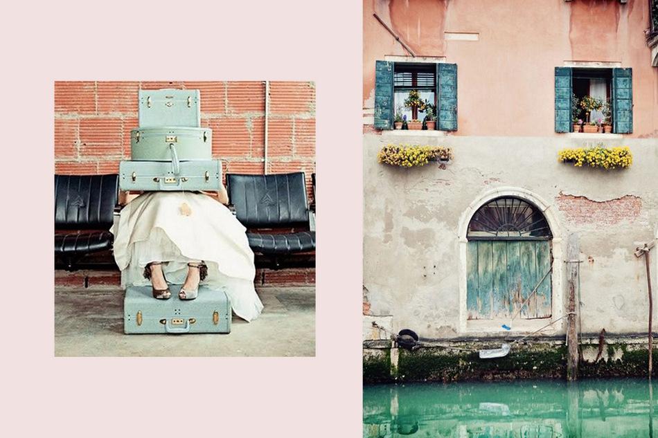 Wanderlust - Collage 2