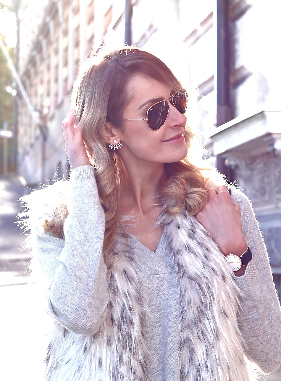 Introducing the fur vest - Pic 1, 5.0