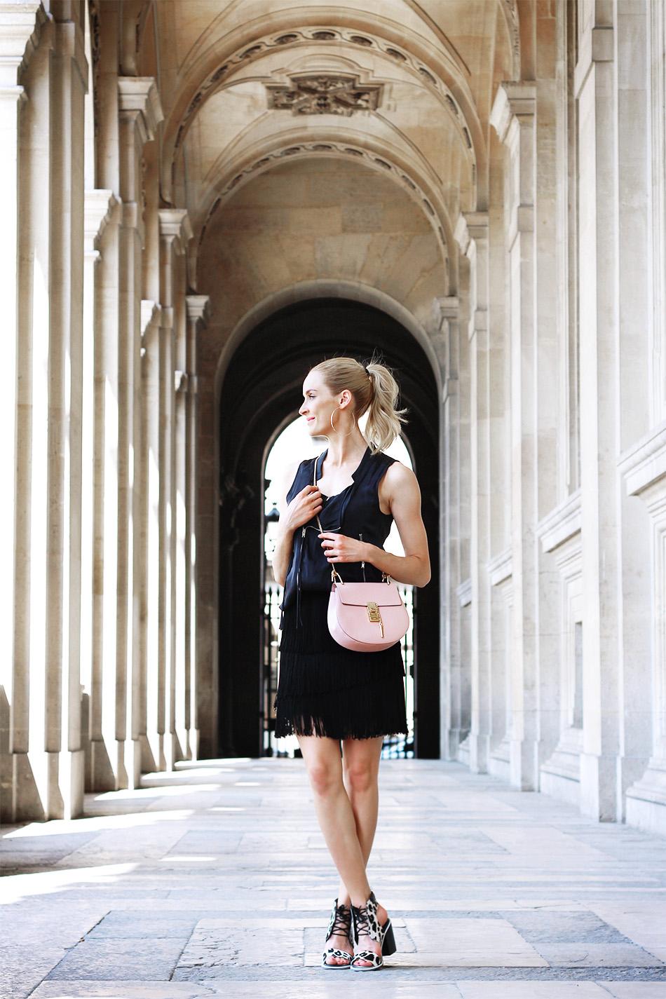 Fringe Skirt - Pic 1