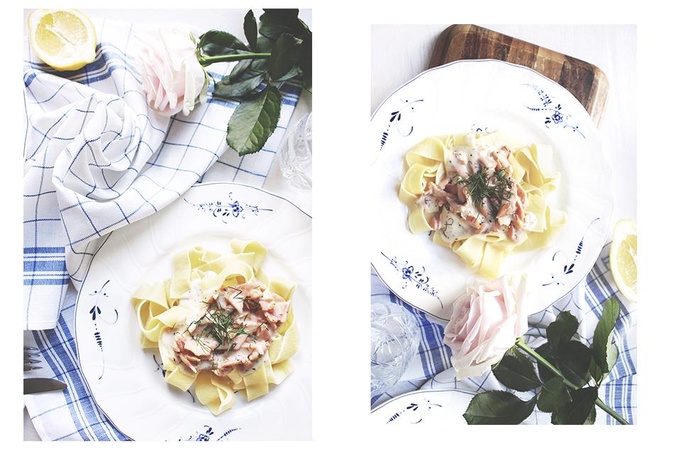 My favorite pasta recipe - Collage 1, 3