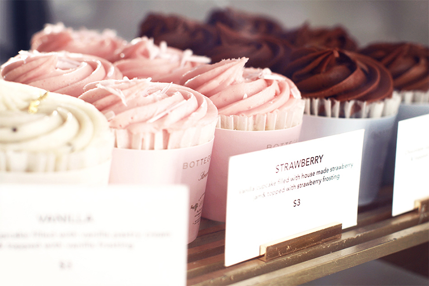 Sweetness at Bottega Louie - Pic 8, 4